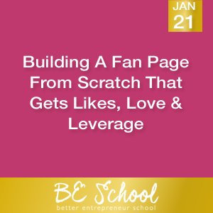 Building a Fan Page From Scratch